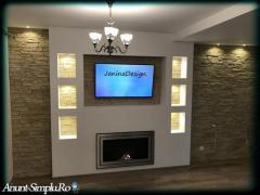 Amenajari interioare living room