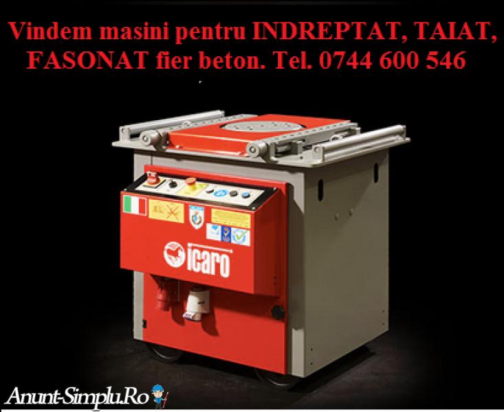 Masini de FASONAT ob/pc