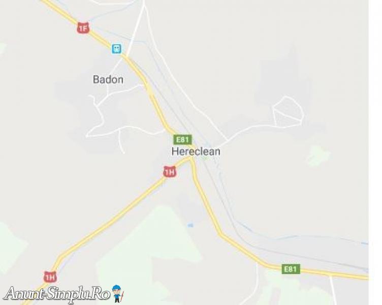 Vand teren intravilan Badon
