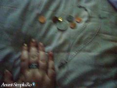 vnd cruce lant argint sfintita
