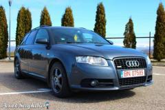Audi A4 QUATTRO S-LINE PLUS