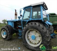 Tractor model Ford marca 8830