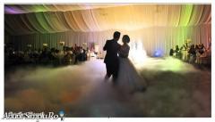 Fum Greu / Gheata Carbonica nunta-nunti zona Buzau