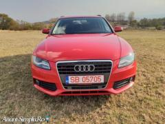 Vand Audi A4,Attraction 2011