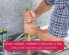 Smart instalatii sanitare si termice in Bucuresti si Ilfov