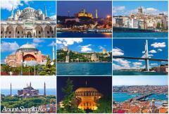 Vacanta 30 Aprilie – 06 Mai  2019 - Istanbul