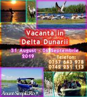 Delta Dunarii 1 – 06 Septembrie –