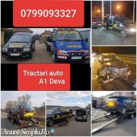 Oferim Tractari Auto Deva & Asistenta rutiera NON-STOP