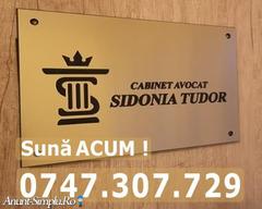 Cabinet de Avocat Sidonia Tudor