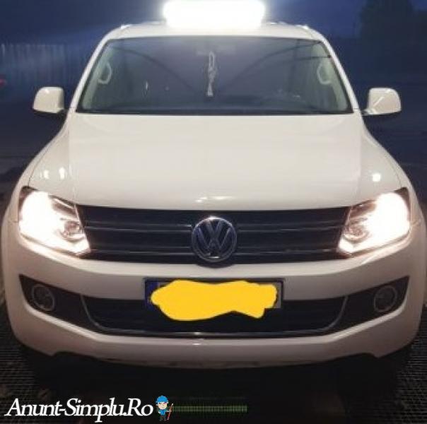 Volkswagen Amarok An 2013