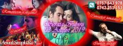 Serata Iubirii – 03 August – o sambata seara speciala,