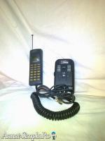Telefon Militar Auto Vechi RAR de Colectie si Incarcator