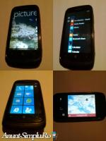 Tel Nokia Lumia 610 Black