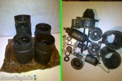 Set motor Dacia 1400cc si 2 Electromotoare
