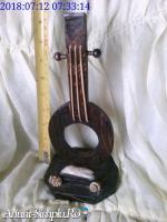 Decoratiune Veche din Lemn Handmade Unicat