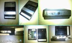 Philips N2218 vintage cassette recorder RARITATE