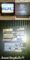Televizor ITT NOKIA 6330 PS Ideal Color raritate retro