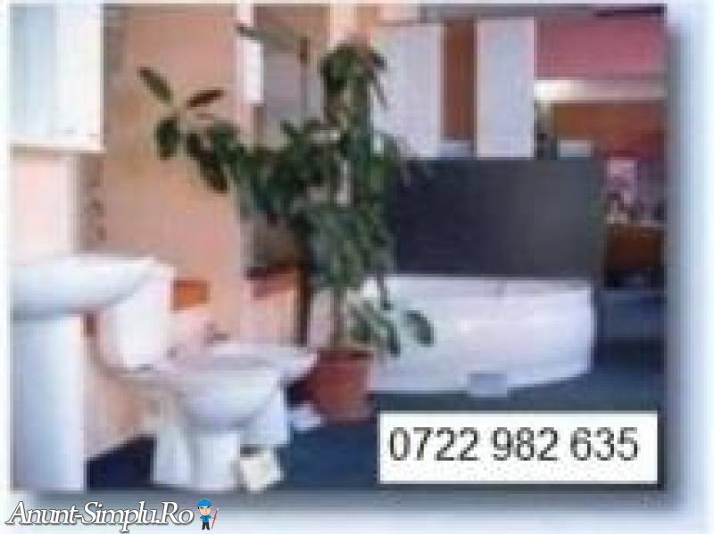 Instalator Instalatii tehnico-sanitare, Bucuresti, non stop