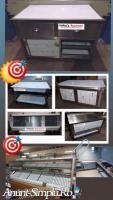 Producator mobilier inox, hote inox, spalator, dulap inox