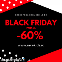 Black Friday a inceput pe www.racekids.ro