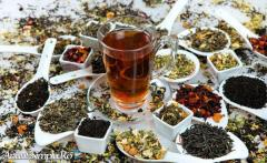 Ceai - Plante - Ierburi Naturale Vrac