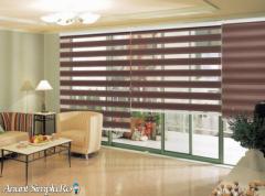 Jaluzele verticale / Usi garaj / Rolete textile