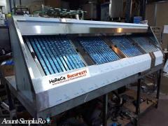 Hota inox de perete Snack-Type 2.50 m profesionala