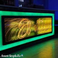 Tablouri, panouri publicitare Infinity 3D