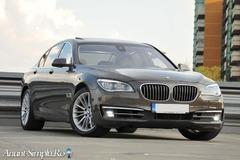 Vand BMW 740xd