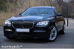 BMW 740D XDrive Long (F01) Pachet M 313CP Facelift FULL