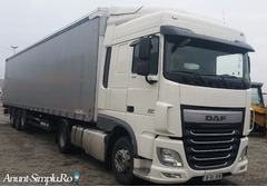 Cap Tractor DAF XF 460 FT