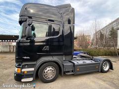 Cap Tractor Scania R450