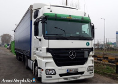 Mercedes Actros mp2 1844 MEGA