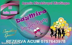 Singles Party – Day Mira – 12 Iulie 2020 -lasa singuratatea!