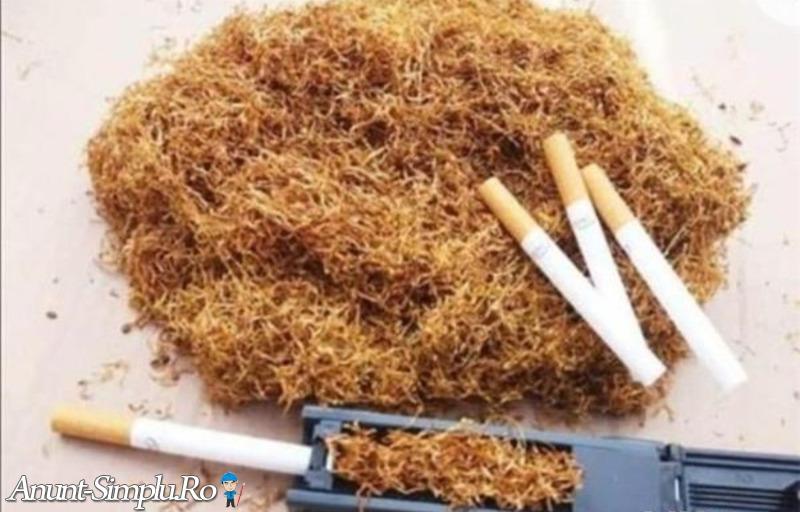 Vând tutun firicel de calitate