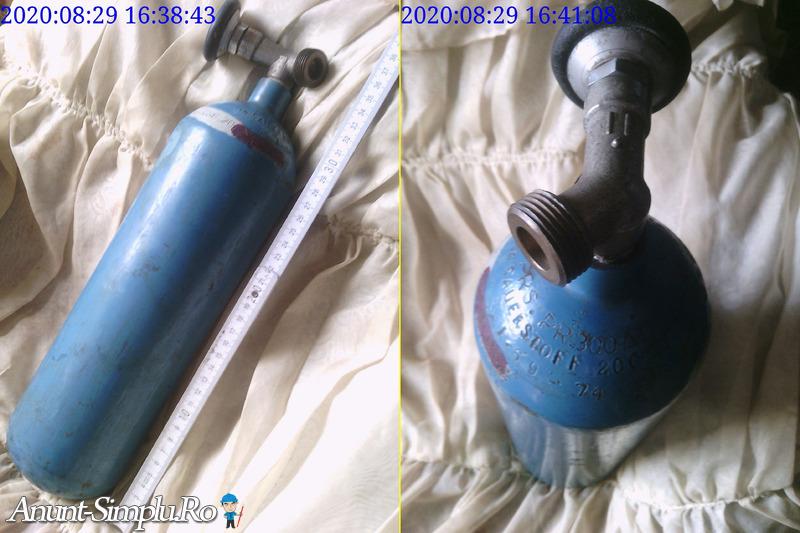 Tub oxigen medical Sauerstoff
