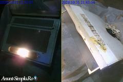 Hota bucatarie Whirlpool 1 motor 3 viteze