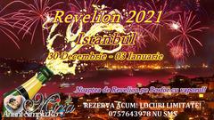 Revelion Singles 2021 pe apele Bosforului