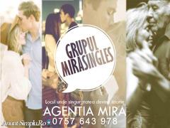 Grupul MiraSingles–evenimente pentru oameni singuri