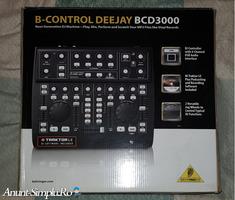 Consola DJ Behringer B-Control BCD3000