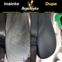 Detailing auto • Curatare Tapiterii Piele • Activi din 2017