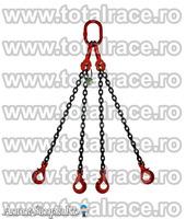 Echipament de ridicare din lanturi cu 4 brate