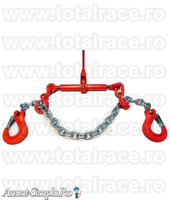 Echipament complet lant ancorare 10 mm 6,3 tone