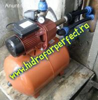 Interventie, reparatii si intretinere pompe si hidrofoare Bucuresti-Ilfov