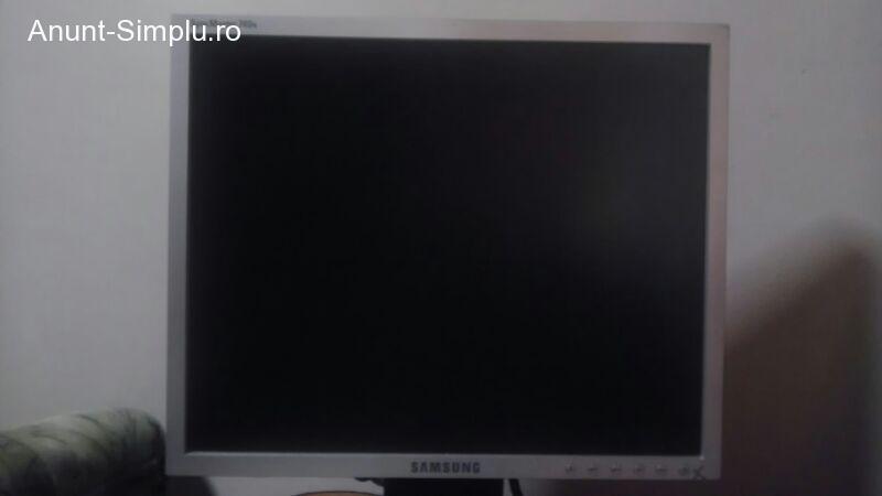 Monitor Samsung & Benq