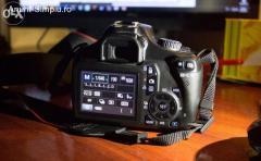 Aparat foto Canon 1100D + accesorii