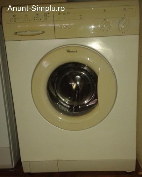 Masina spalat whirlpool fl 242-400