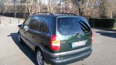 Opel Zafira 2000 tdi, 7 locuri