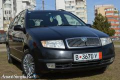 Skoda Fabia Combi 1,4 Benzina 75cp 16Valve 2004