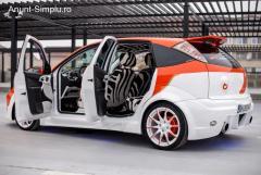Tapiterie/ Huse din plus pentru Ford Focus C1 .